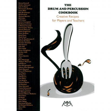 The Drum and Percussion Cookbook compiled by Rick Mattingly