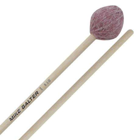 Mike Balter Contemporary Series Medium Marimba Mallets with Birch Handles