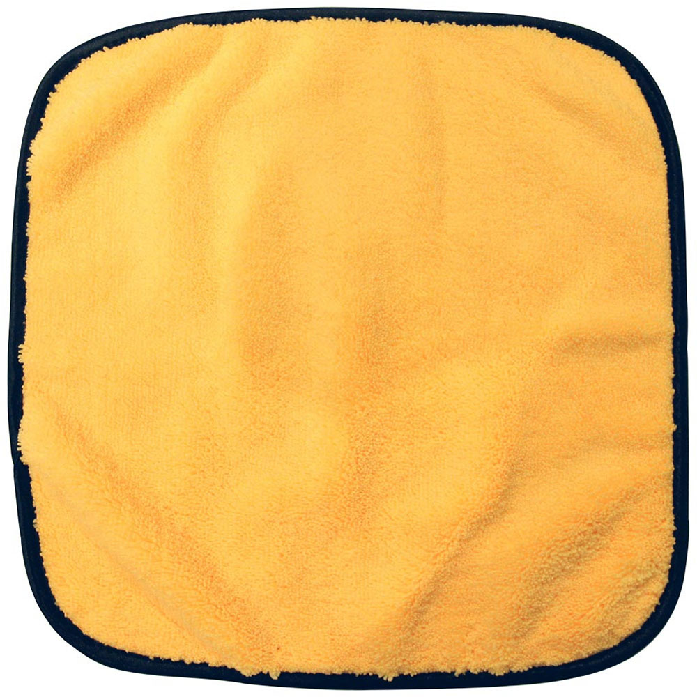 """MusicNomad 12"""" x 12"""" Microfiber Dusting and Polishing Cloth for Keyboards"""
