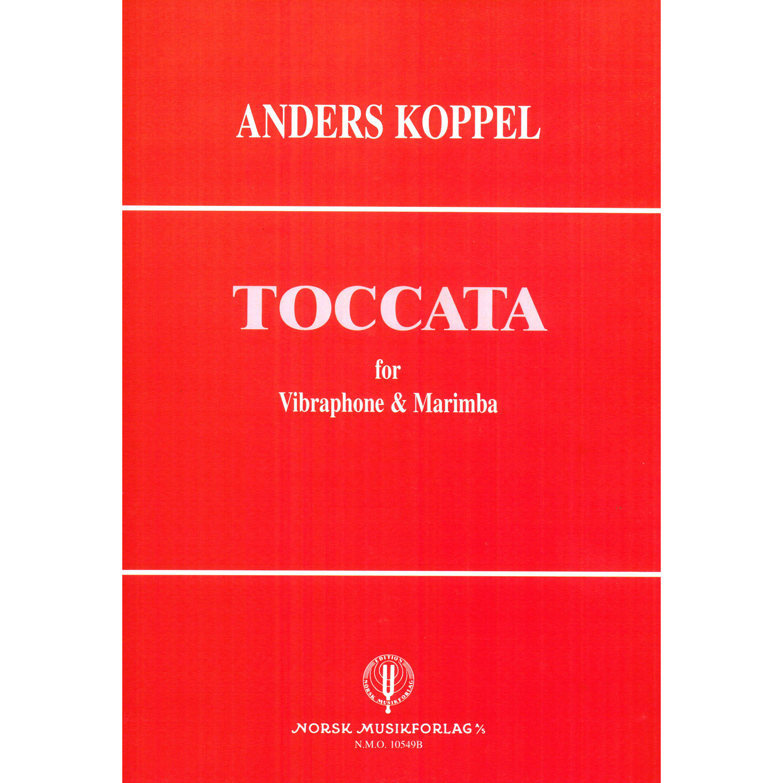 Toccata (Duet) by Anders Koppel