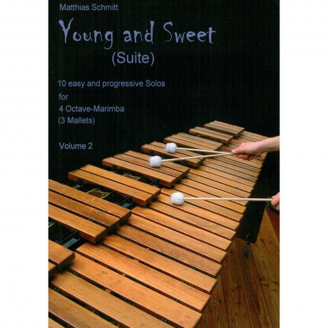 Young and Sweet (Suite), vol. 2 by Matthias Schmitt