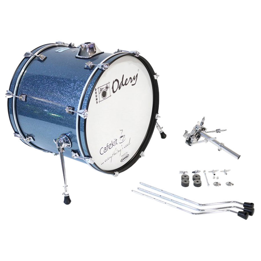 "Odery Drums Cafekit 20"" Bass Drum Expansion Kit"