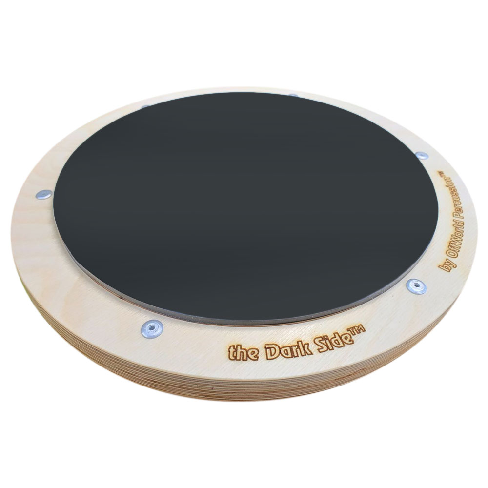 Offworld Percussion DarkSide Practice Pad