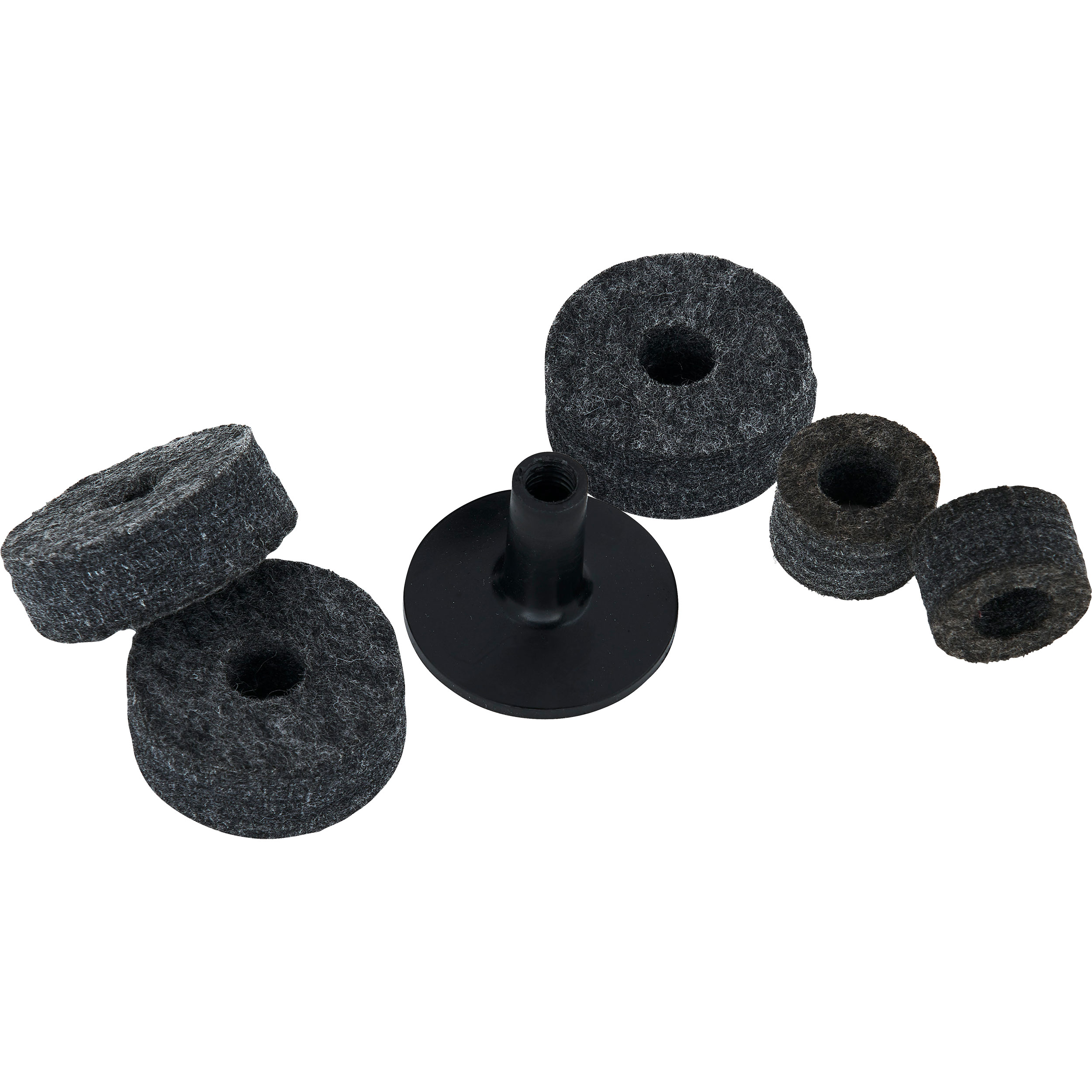 PDP Cymbal Felts and Cymbal Seat Kit (6-Piece)