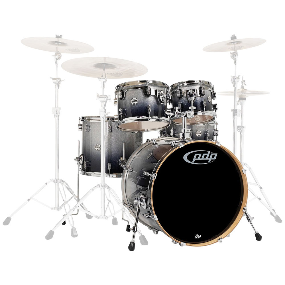 "PDP CM5 Concept Maple 5-Piece Drum Set Shell Pack (22"" Bass, 10/12/16"" Toms, 14"" Snare)"