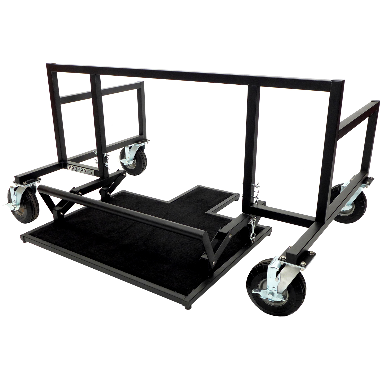 Pageantry Innovations DK-20 Drum Set Field Cart