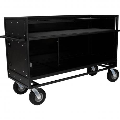 Pageantry Innovations KC-30 Standard Enclosed Synthesizer Cart