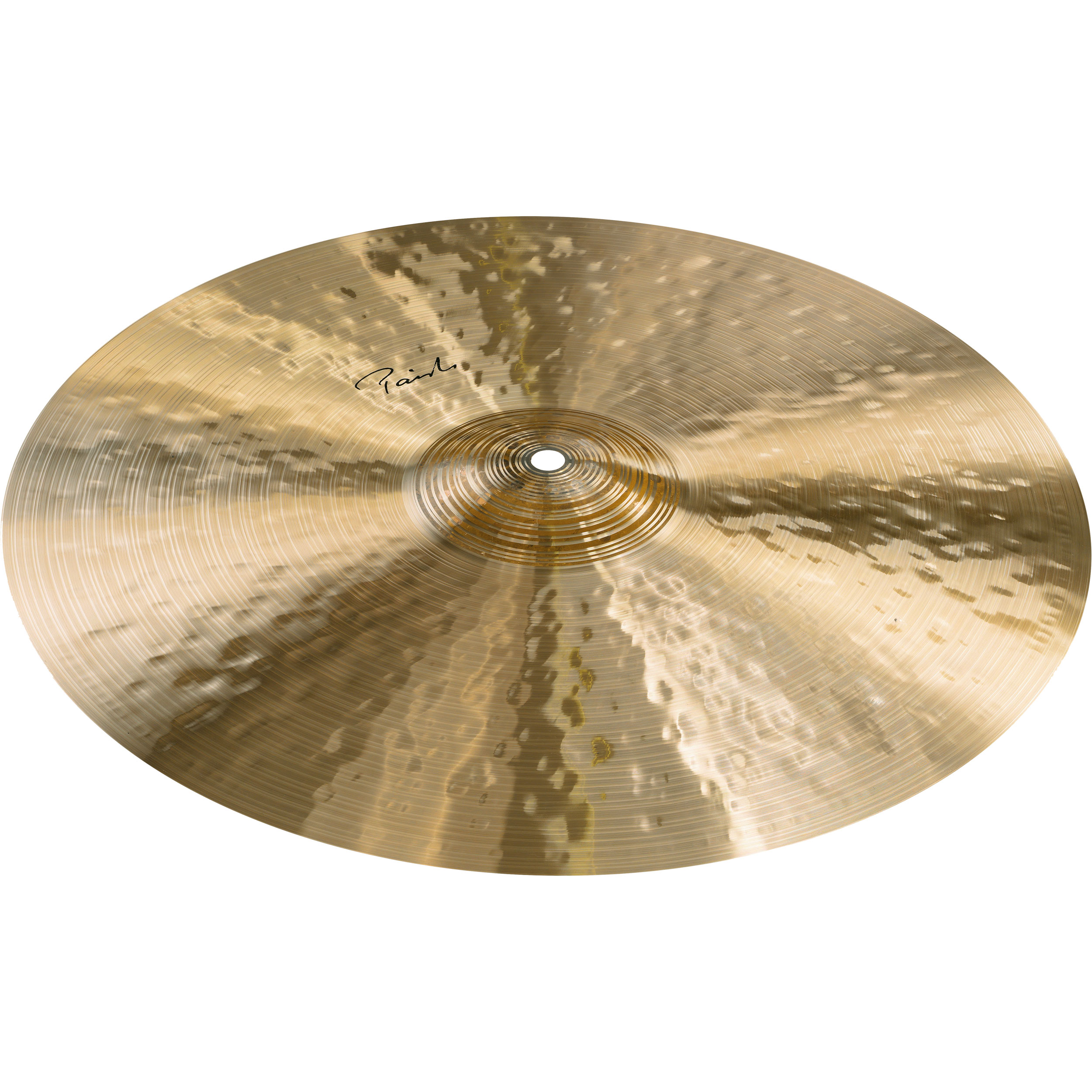 "Paiste 17"" Signature Traditionals Thin Crash Cymbal"