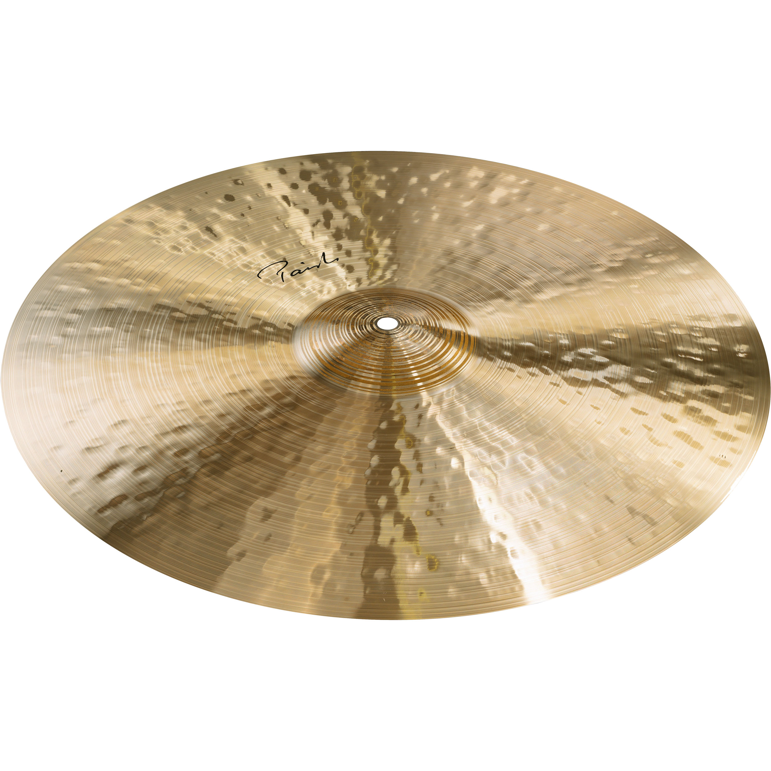 "Paiste 20"" Signature Traditionals Thin Crash Cymbal"