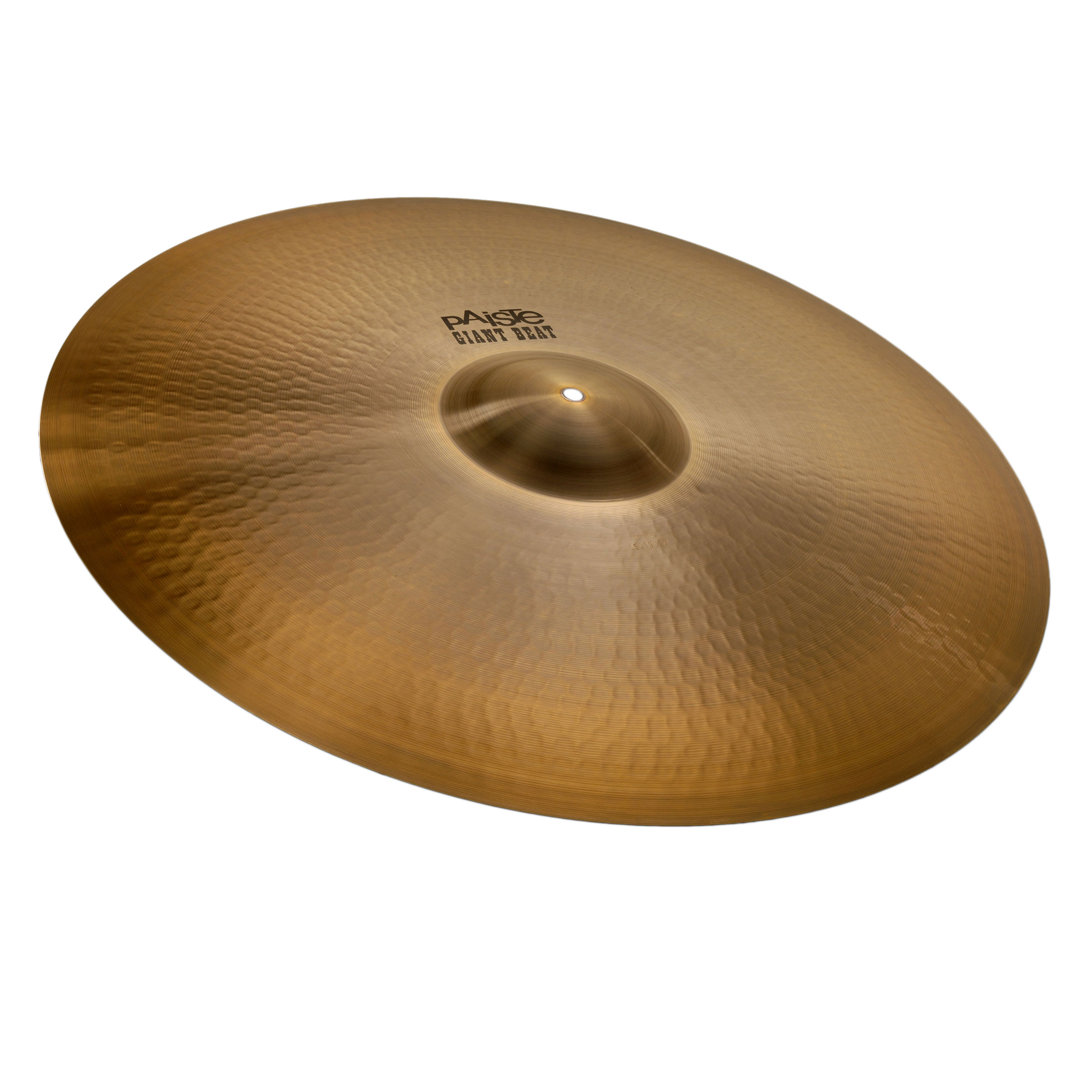 "Paiste 24"" Giant Beat Multi-Functional Ride Cymbal"