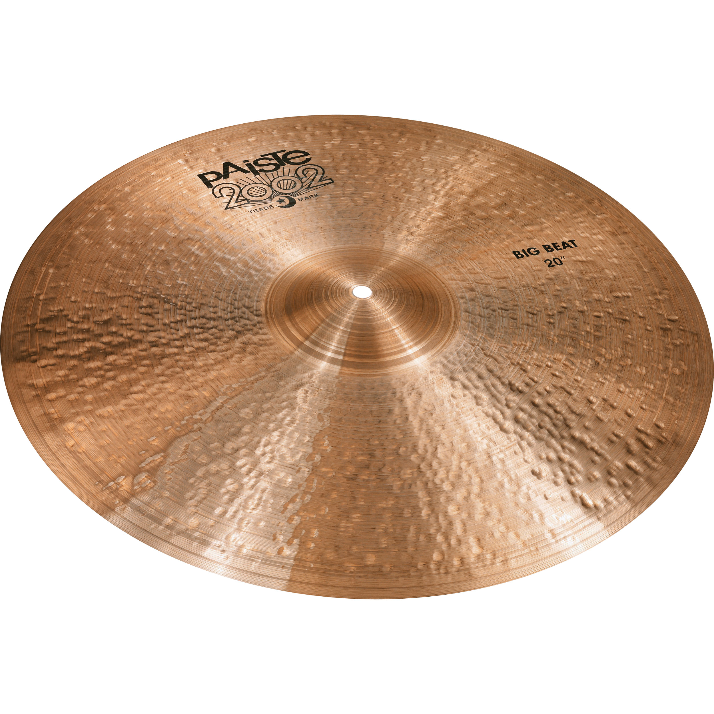 "Paiste 20"" 2002 Big Beat Cymbal"