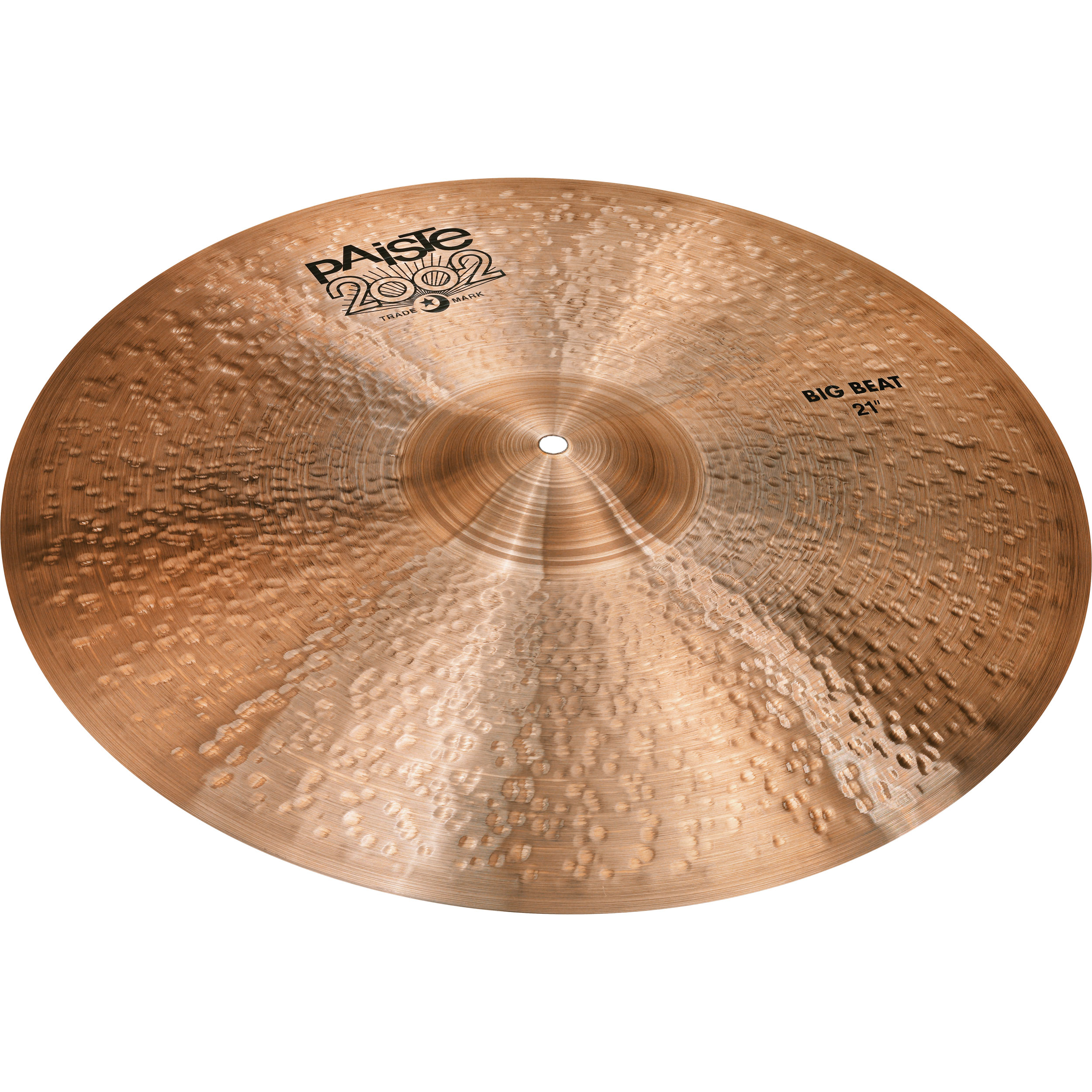 "Paiste 21"" 2002 Big Beat Cymbal"
