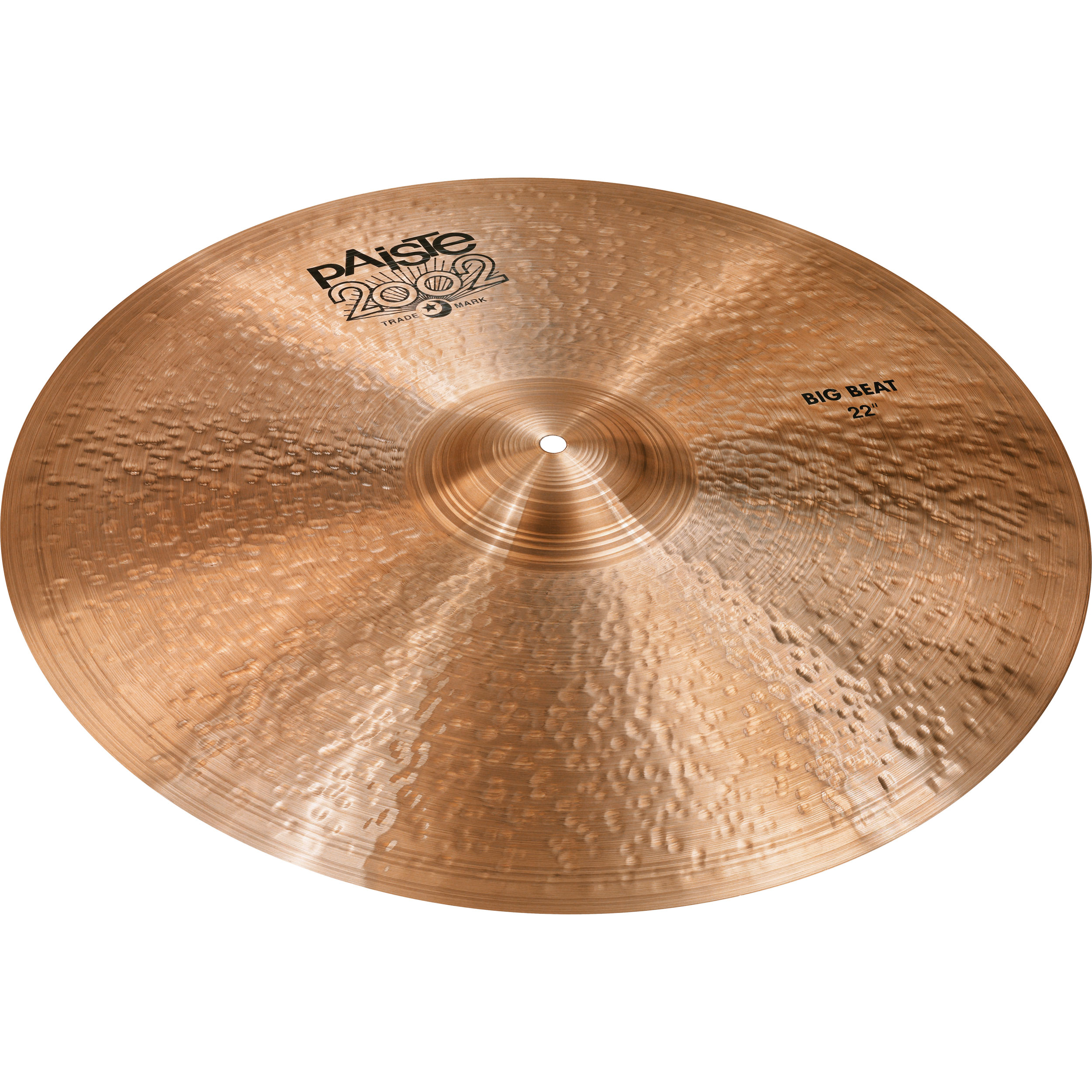 "Paiste 22"" 2002 Big Beat Cymbal"