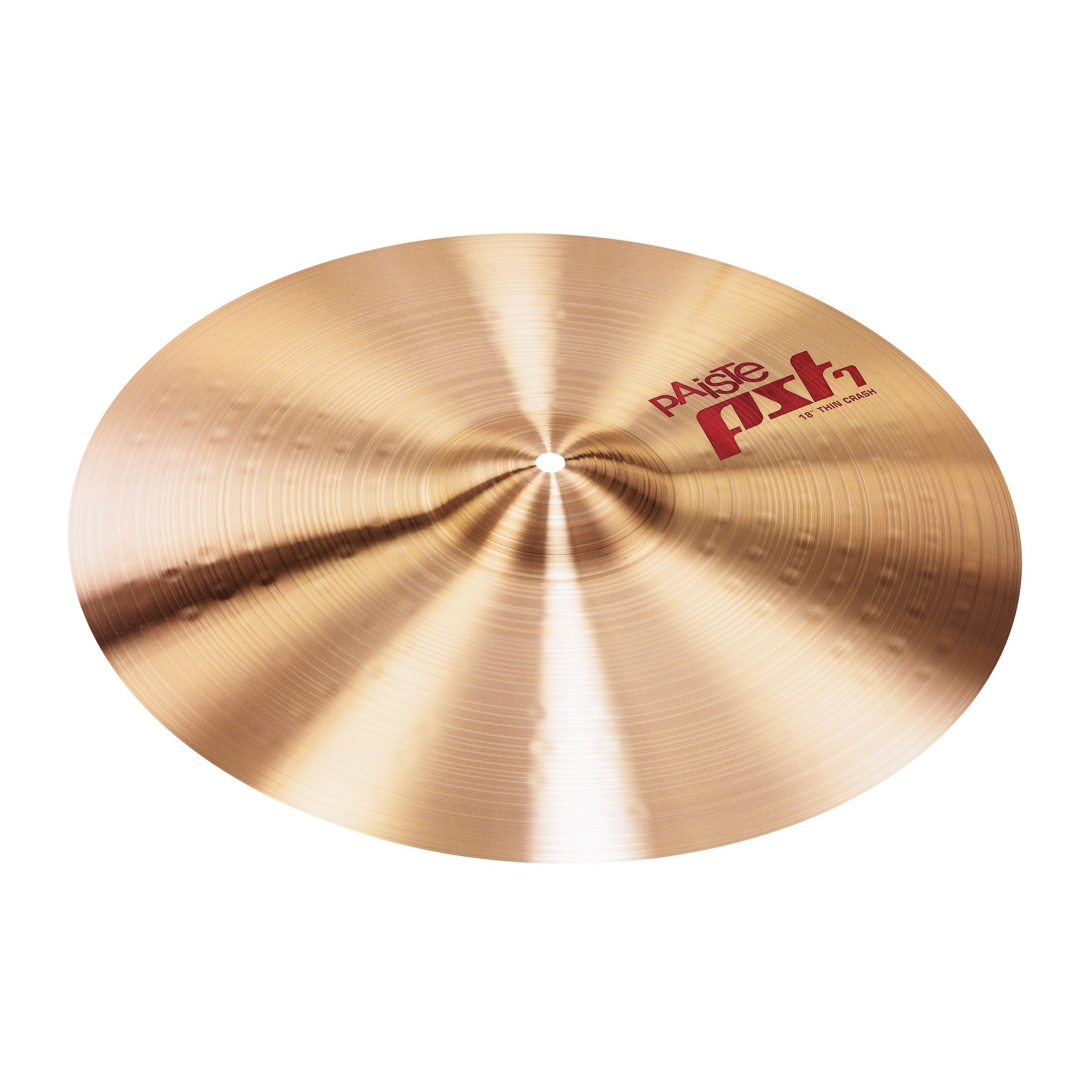 "Paiste 18"" PST 7 Thin Crash Cymbal"