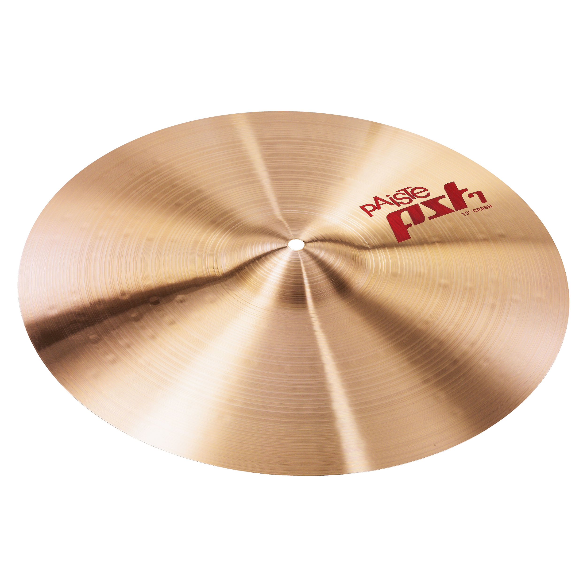 "Paiste 19"" PST 7 Thin Crash Cymbal"