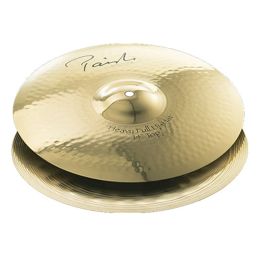 "Paiste 14"" Signature Reflector Series Heavy Full Hi Hat Cymbals"