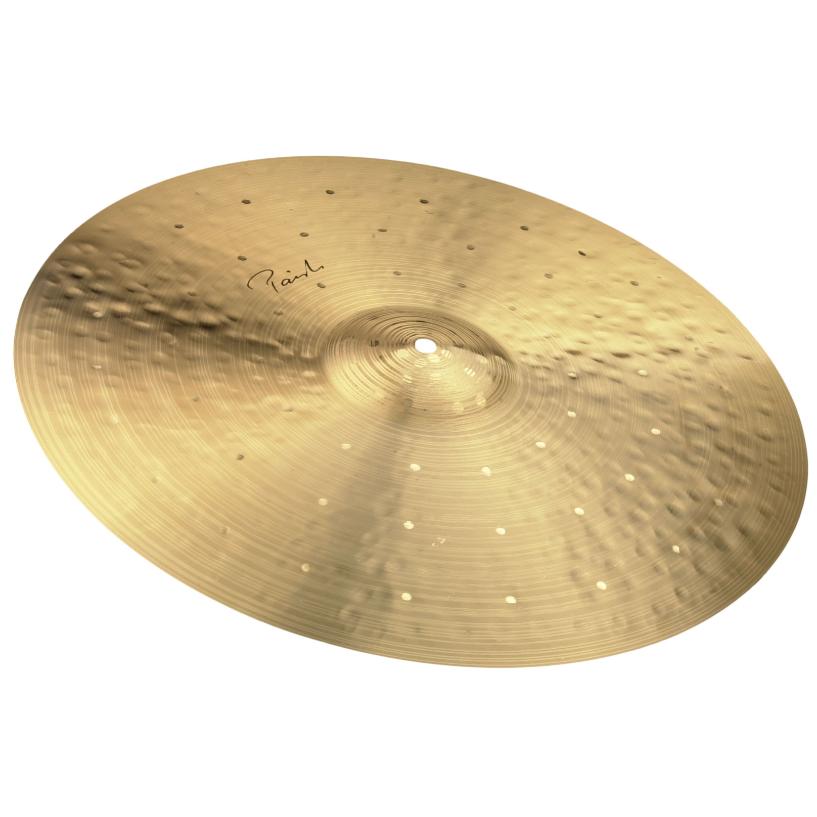 "Paiste 22"" Signature Traditional Light Ride Cymbal"