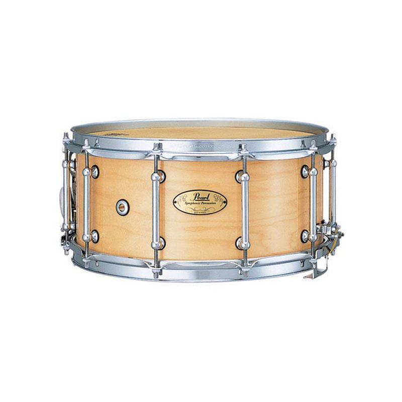 """Pearl 14"""" x 6.5"""" Maple Concert Snare Drum"""