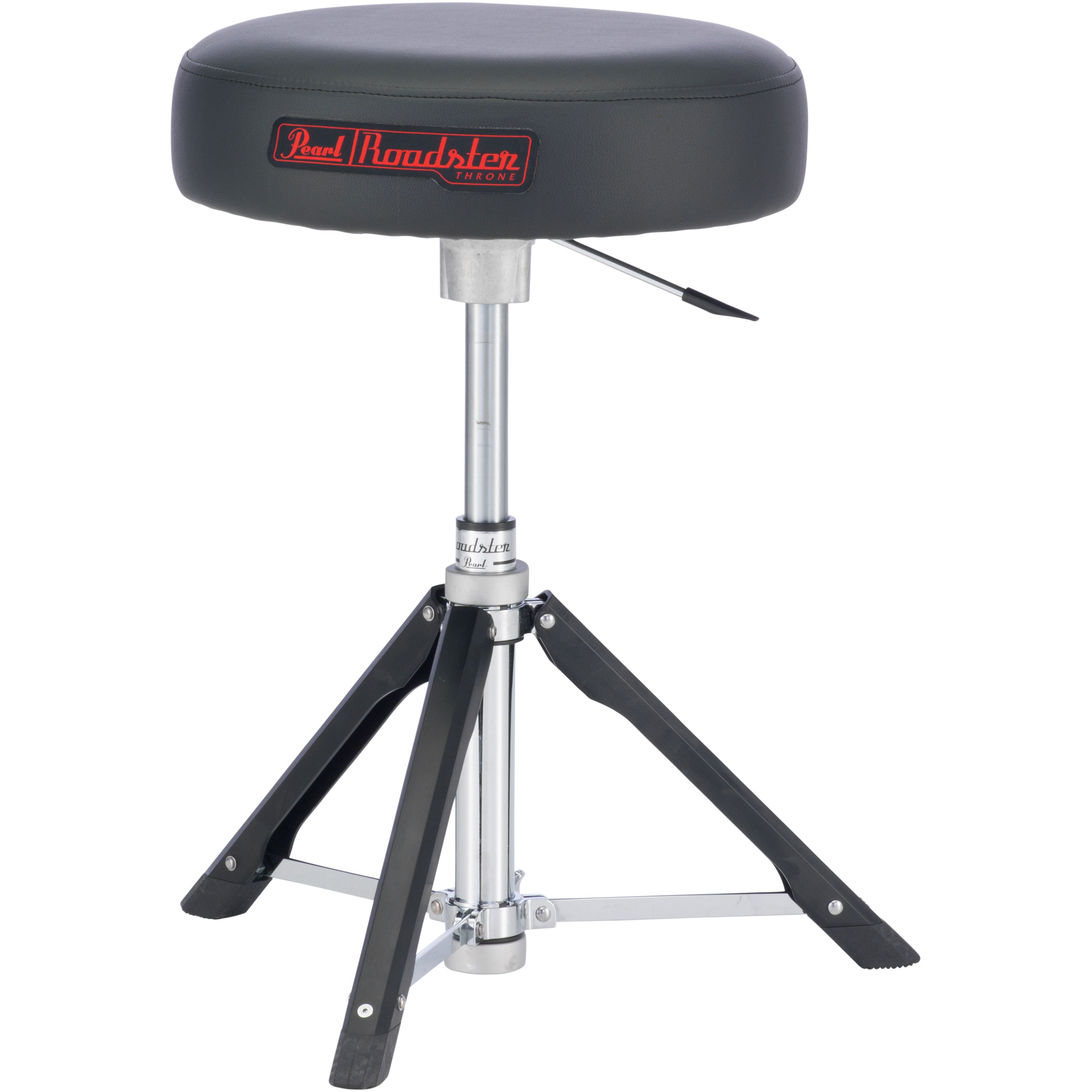 Pearl Roadster Round Multi-Core Gas Lift Throne with Lightweight Aluminum Struts