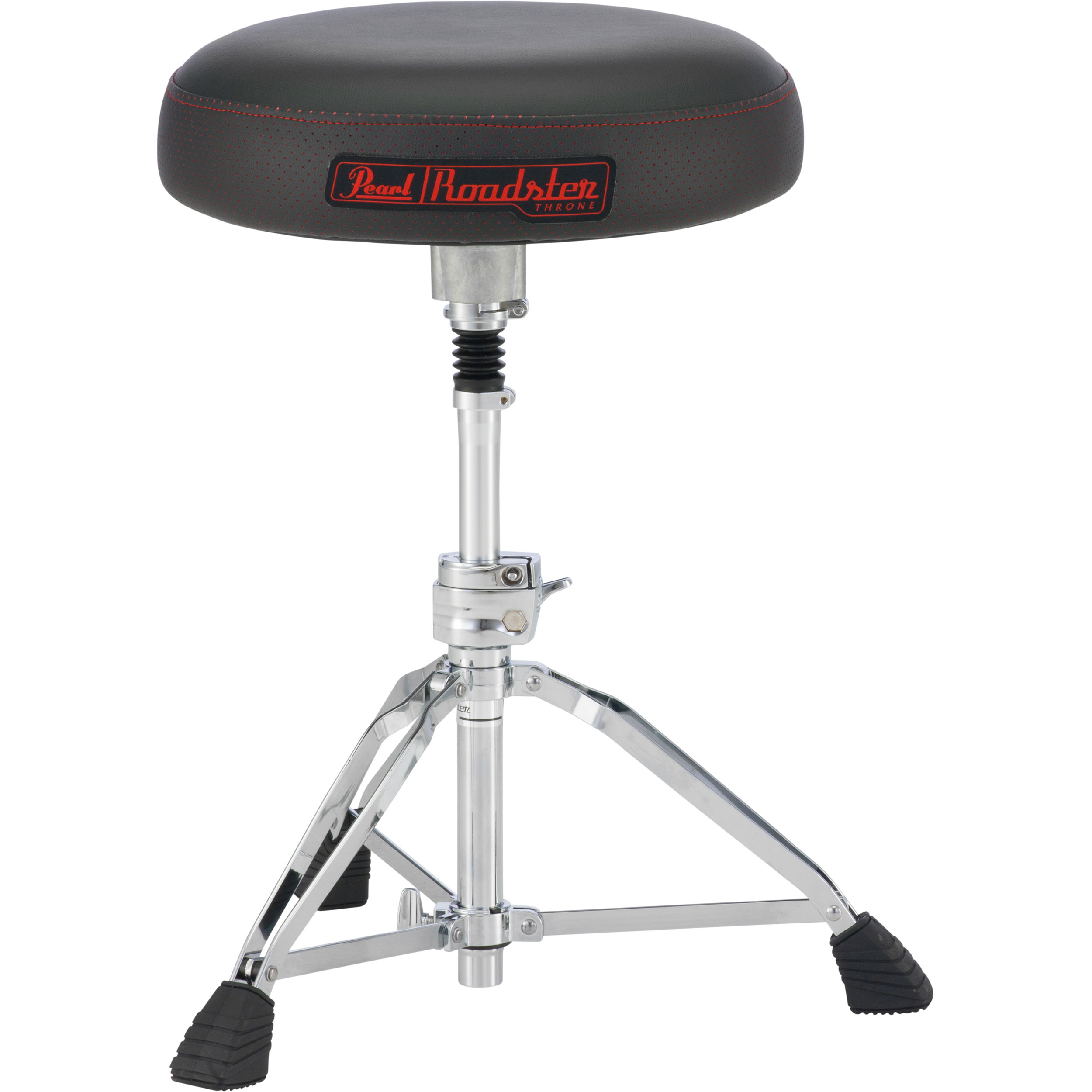 Pearl Roadster Round Vented Multi-Core Shock Absorber Throne