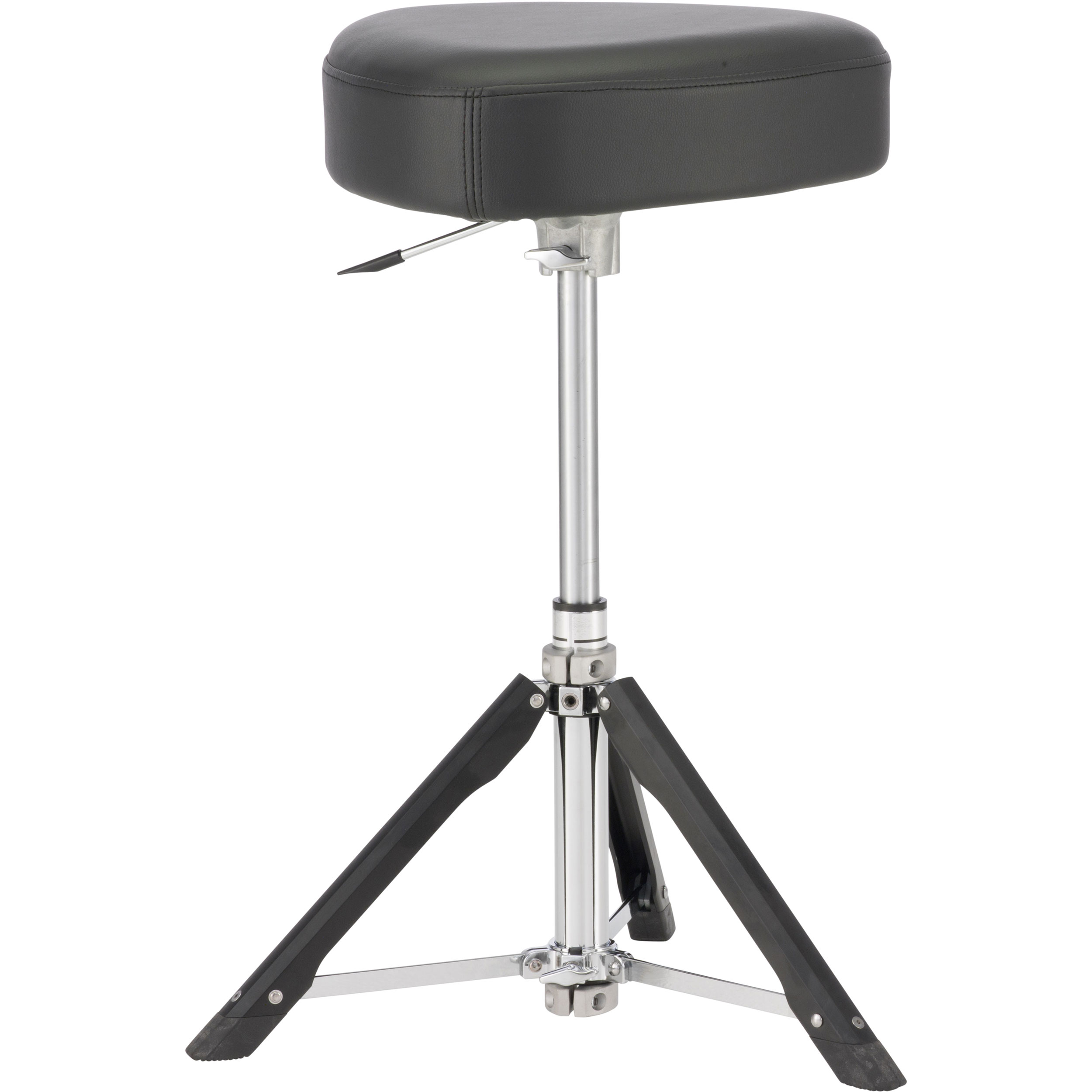 Pearl Roadster Trilateral Multi-Core Gas Lift Throne with Lightweight Aluminum Struts