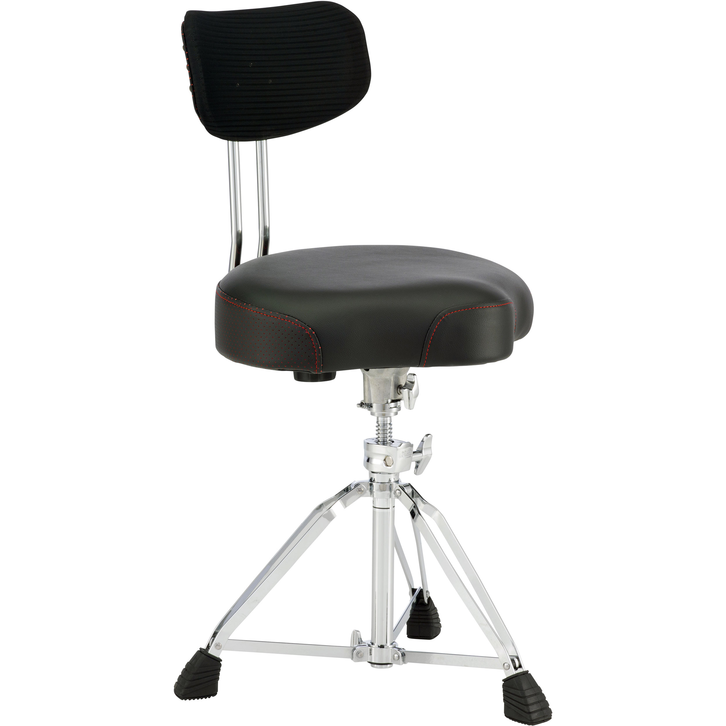 Pearl Roadster Multi-Core Saddle Throne with Backrest