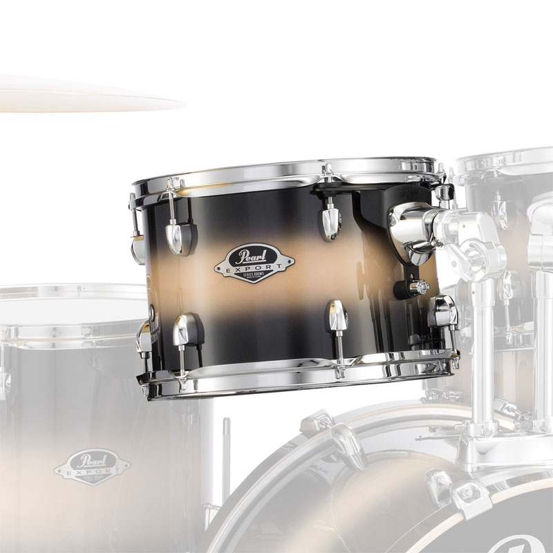 """Pearl 10"""" (Diameter) x 7"""" (Deep) EXL Export Lacquer Tom Add-On Pack"""