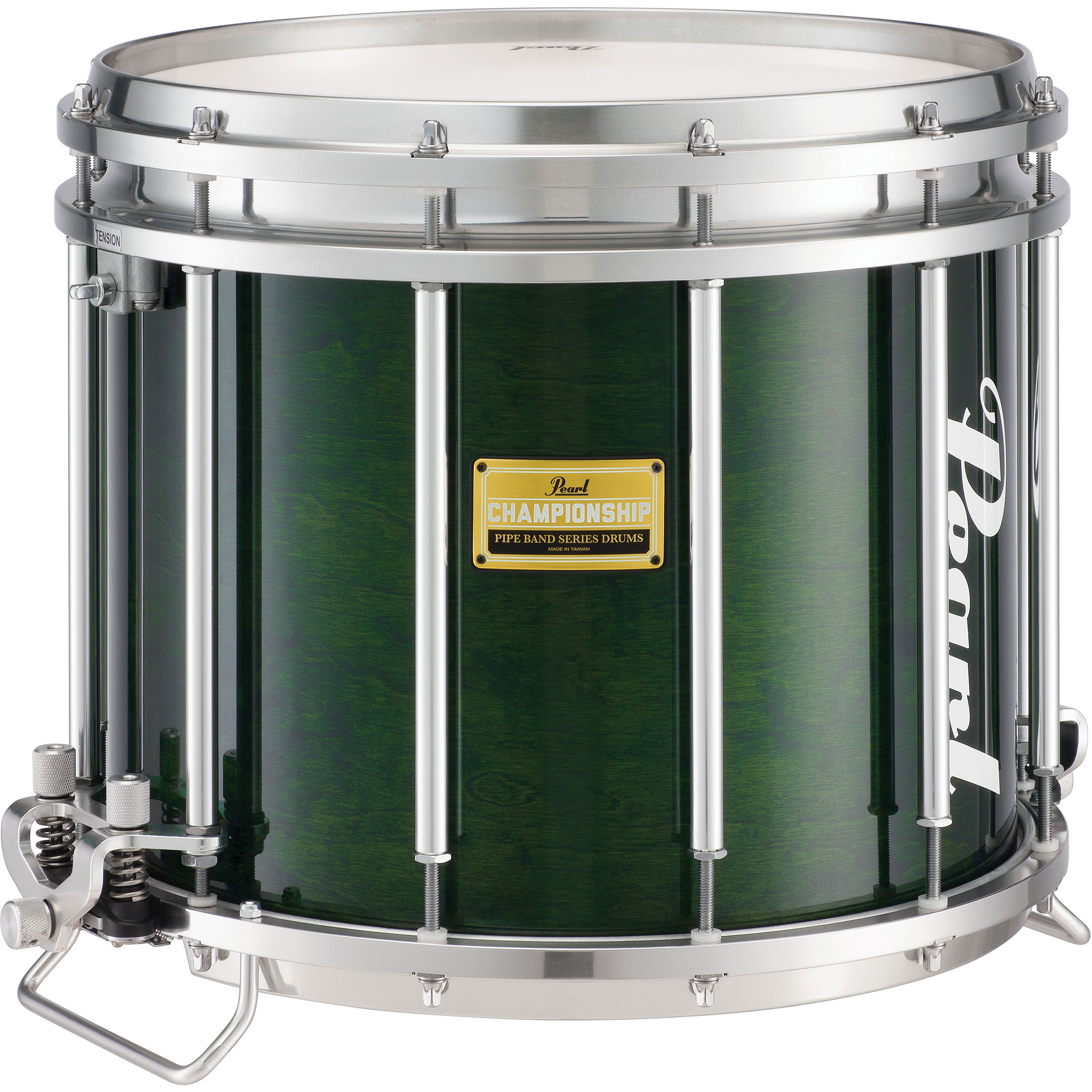 "Pearl 14"" x 12"" Medalist Birch Pipe Band Snare Drum"