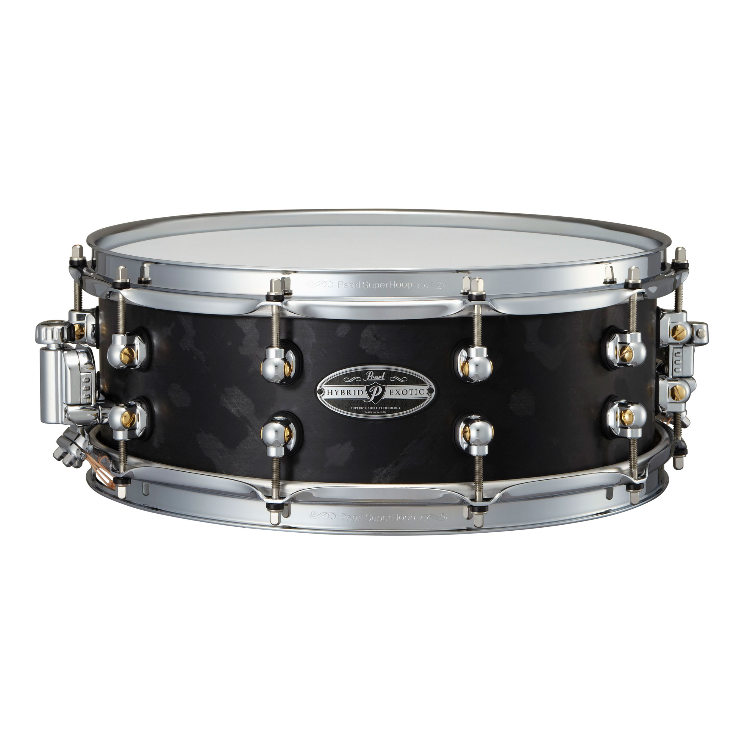"Pearl 14"" x 5"" Hybrid Exotic VectorCast Snare Drum"