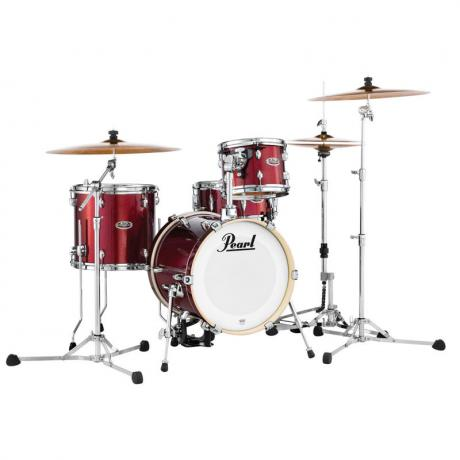 Pearl Midtown 4-Piece Drum Set Shell Pack (16