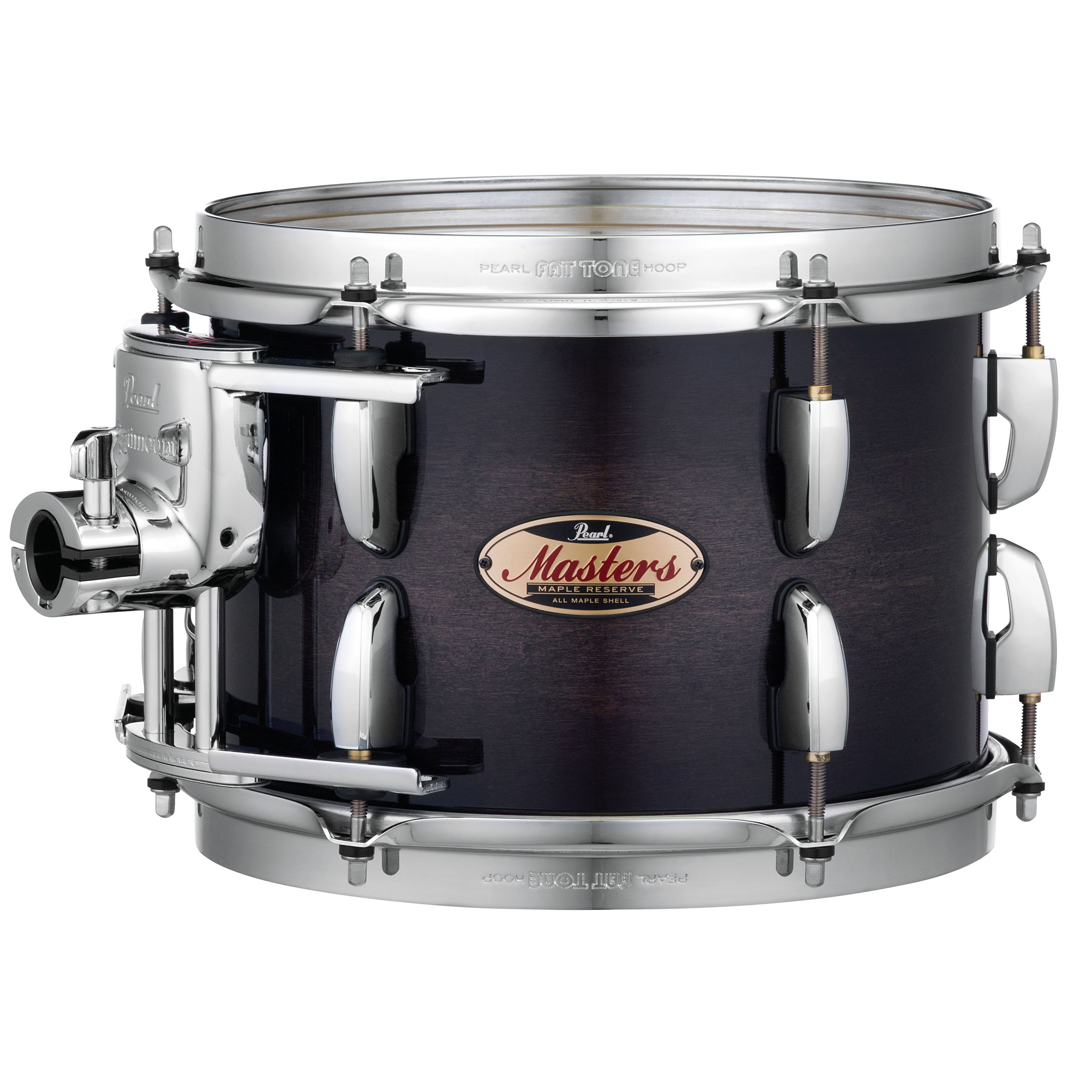 """Pearl Masters Maple Reserve 3-Piece Drum Set Shell Pack (20"""" Bass, 12/14"""" Toms)"""