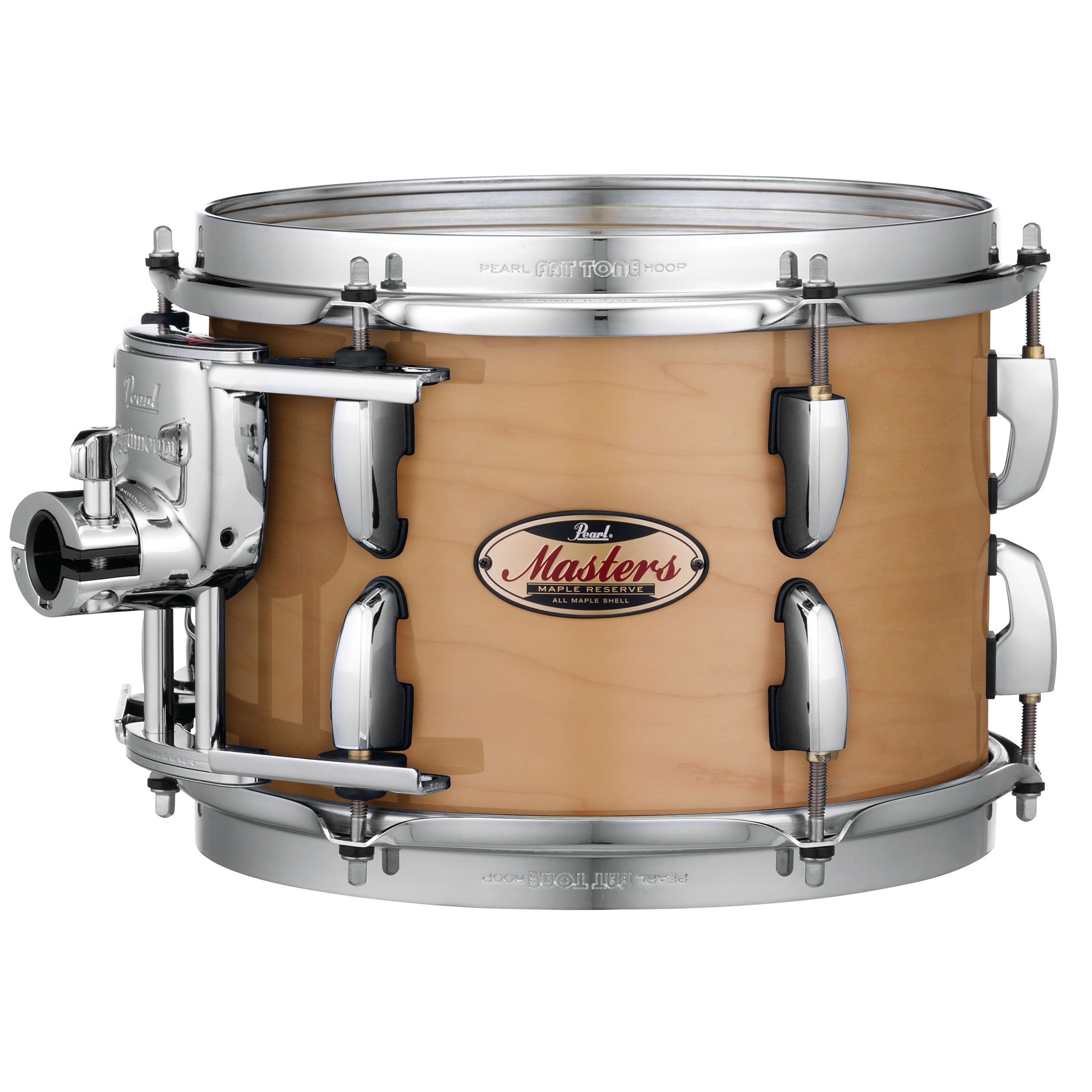 """Pearl Masters Maple Reserve 3-Piece Drum Set Shell Pack (24"""" Bass, 13/16"""" Toms)"""