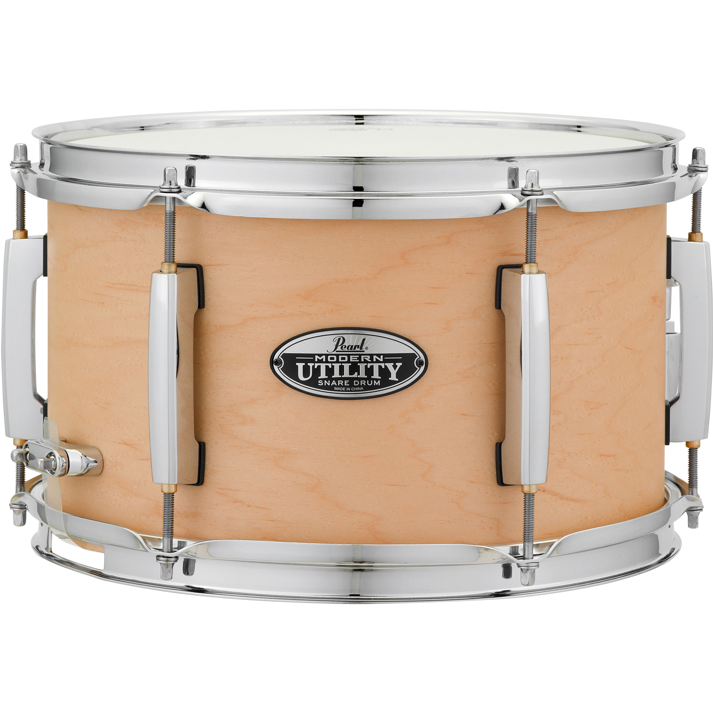 """Pearl 12"""" x 7"""" Modern Utility Maple Snare Drum"""