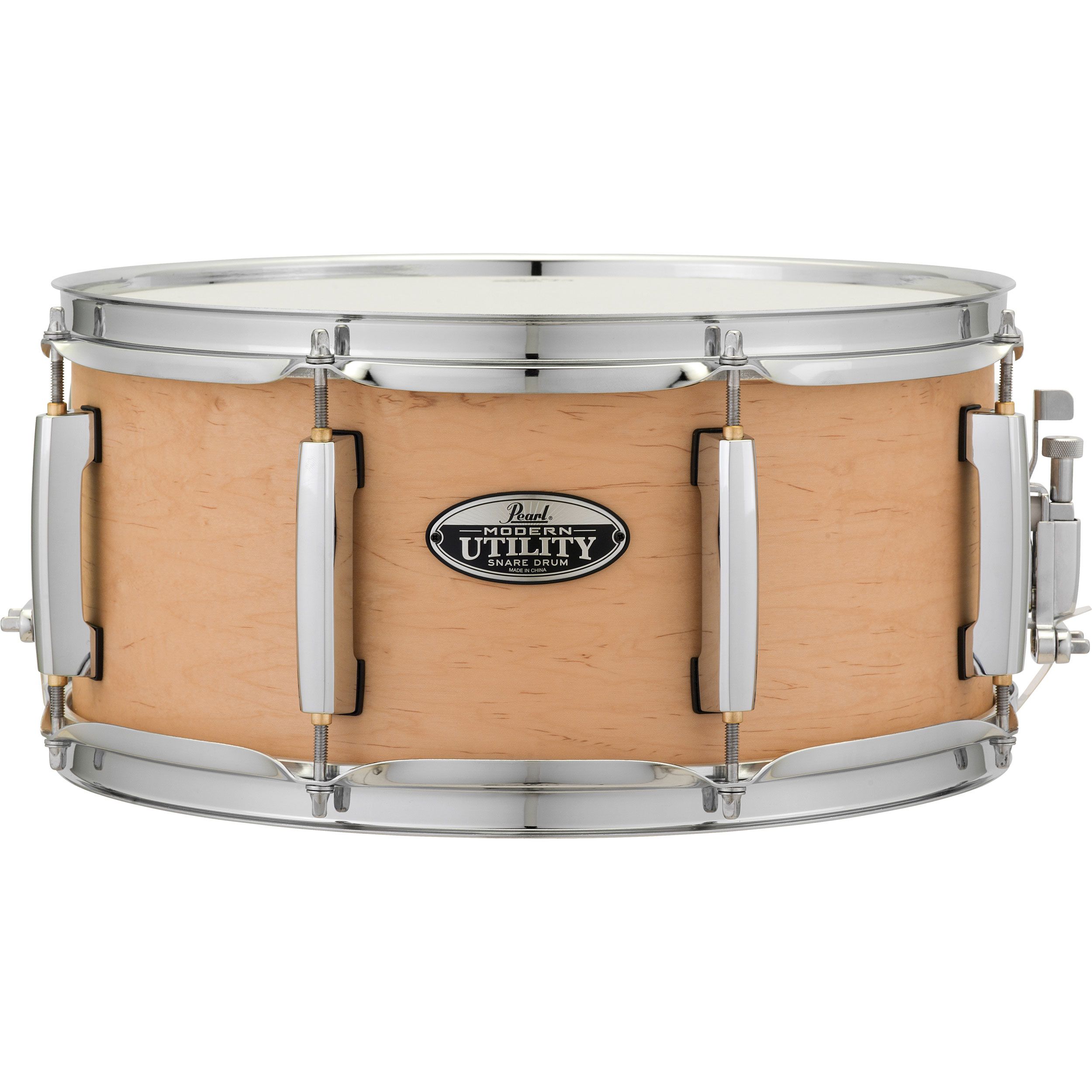 """Pearl 14"""" x 6.5"""" Modern Utility Maple Snare Drum"""