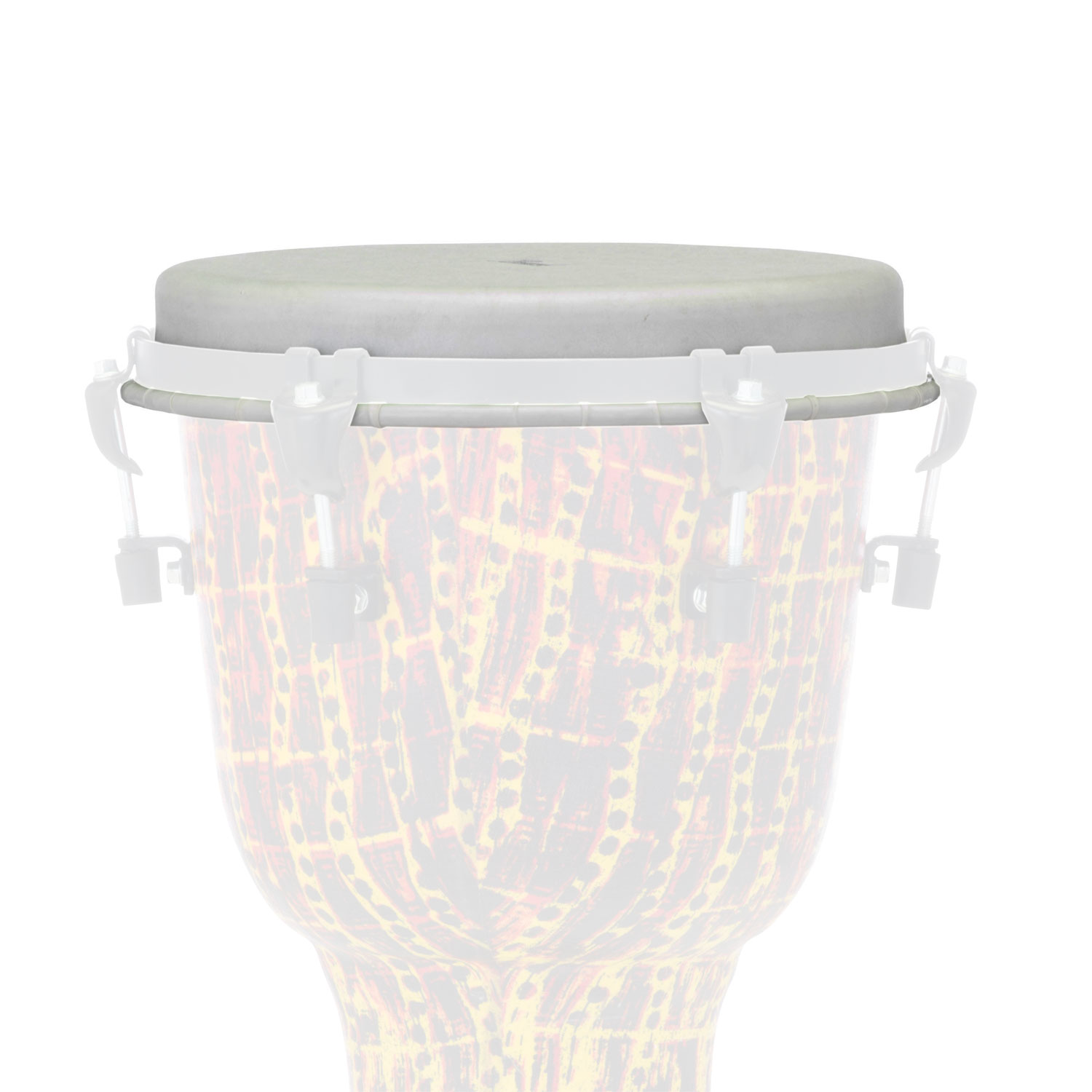 """Pearl Synthetic Head for 14"""" Top Tuned Djembe"""