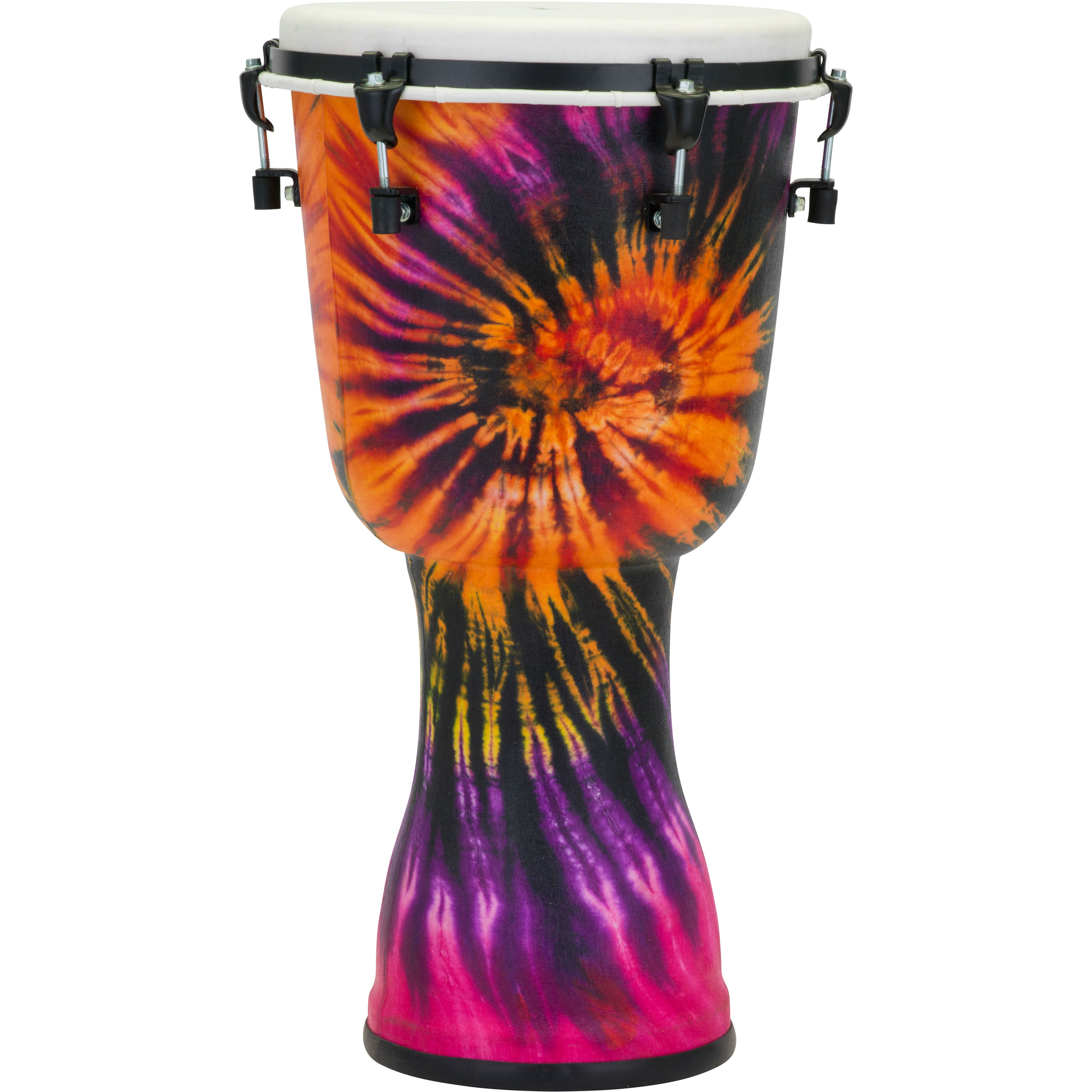 "Pearl 12"" Top Tuned Djembe in Purple Haze"