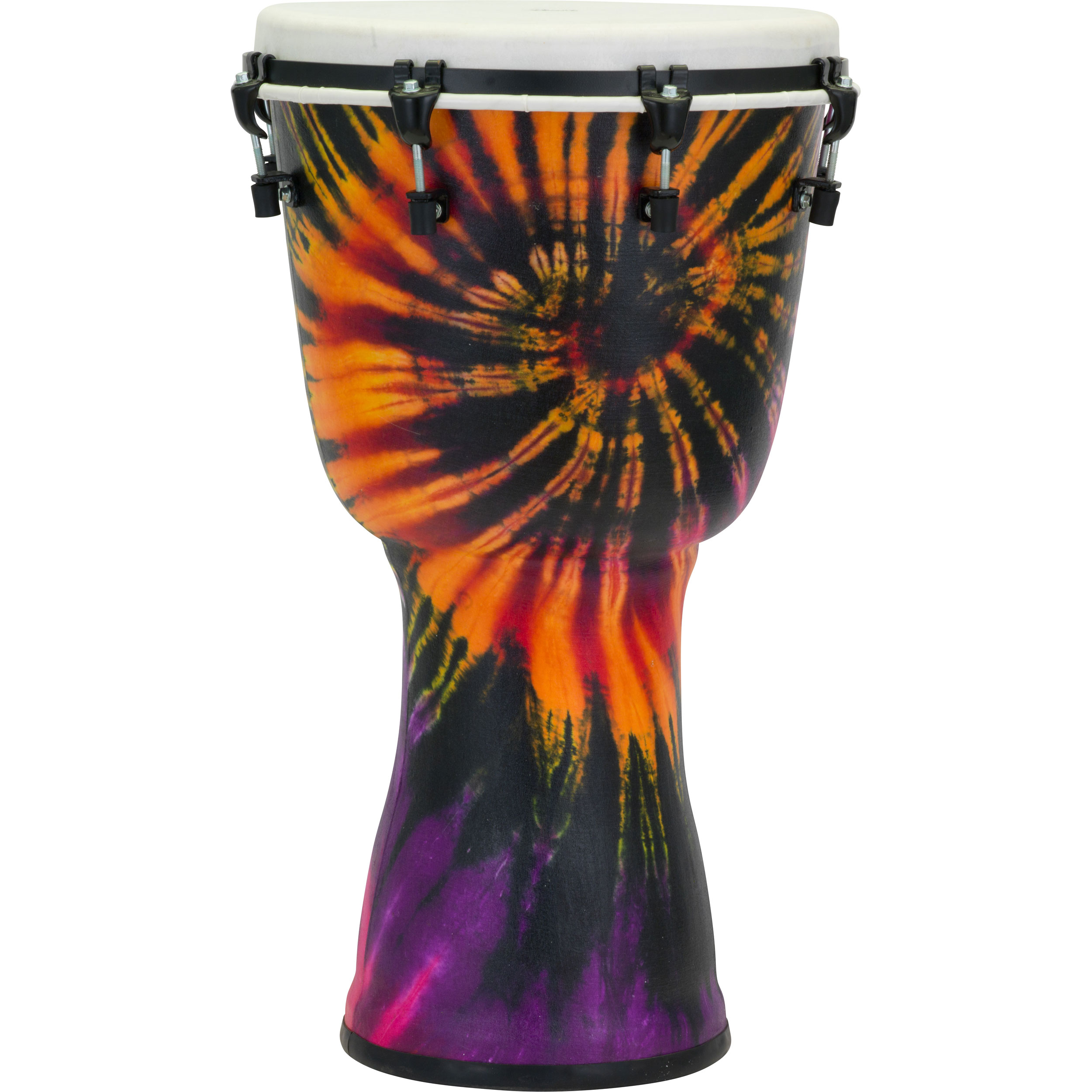 "Pearl 14"" Top Tuned Djembe in Purple Haze"