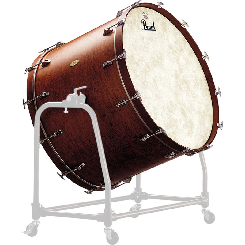 "Pearl 36"" (Diameter) x 16"" (Deep) Symphonic Series Bass Drum"