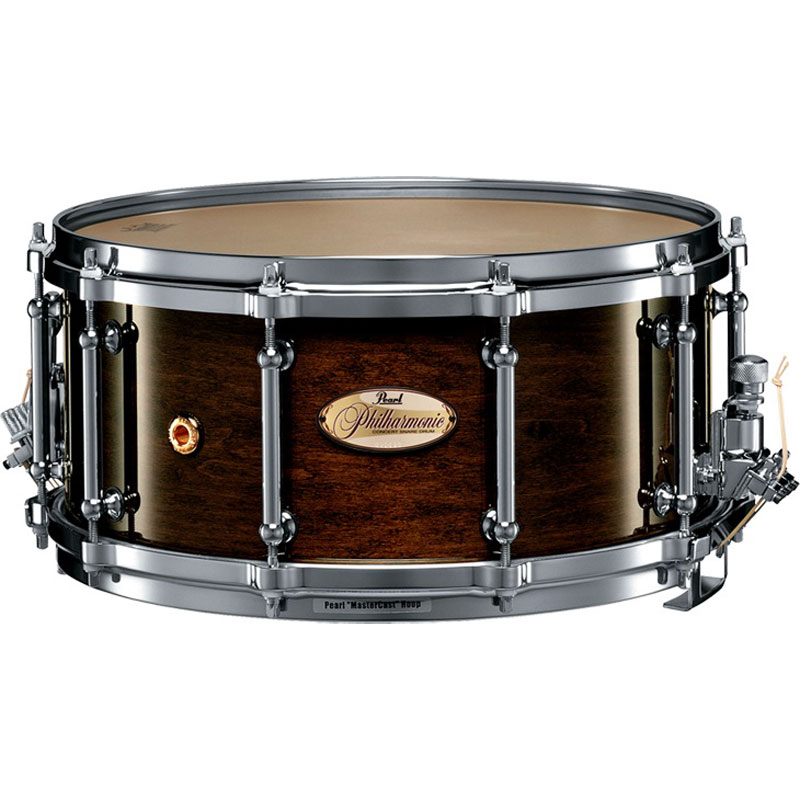 """Pearl 14"""" x 6.5"""" Philharmonic 6-Ply Maple Concert Snare Drum"""