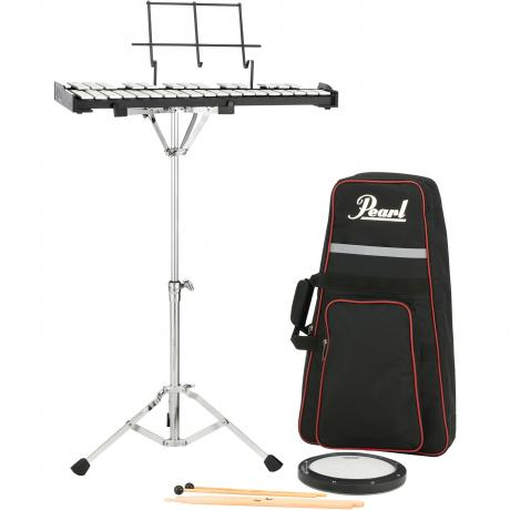 Pearl Student Percussion Bell Kit with Backpack-Style Bag