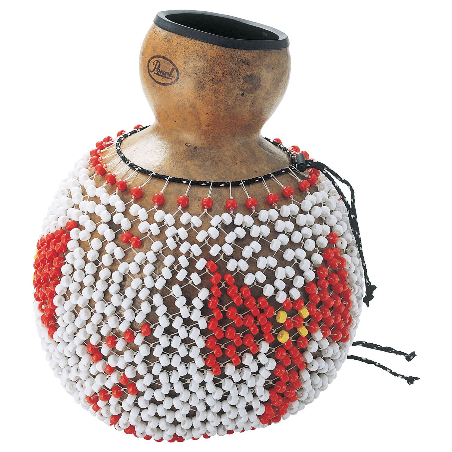 Pearl Traditional Natural Gourd Shekere - Caja