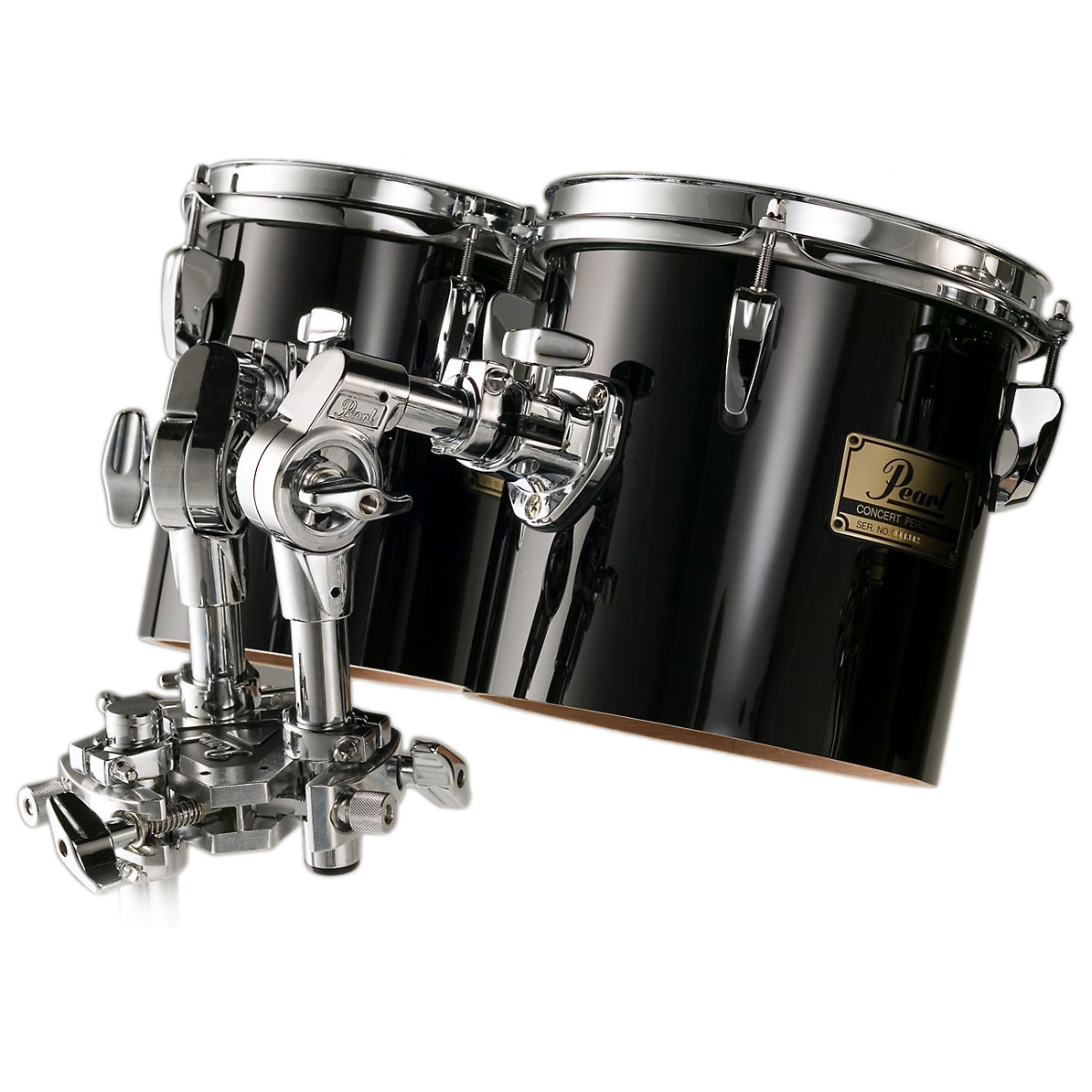 """Pearl 6/8"""" PTE Concert Toms with T-890 Stand"""