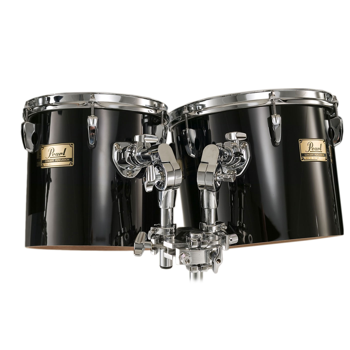 """Pearl 10/12"""" PTE Concert Toms with T-890 Stand"""