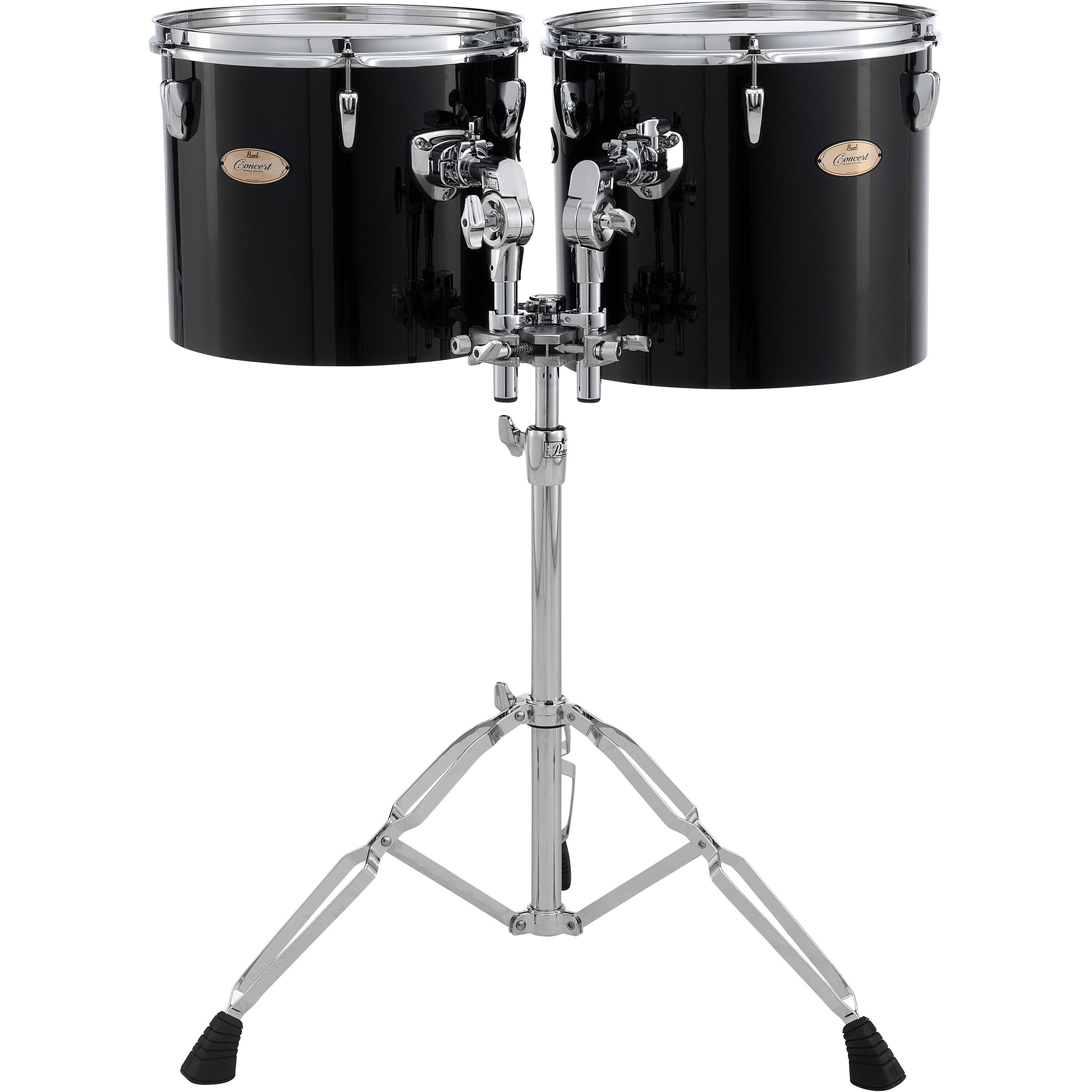 """Pearl 13/14"""" PTE Concert Toms with T-890 Stand"""