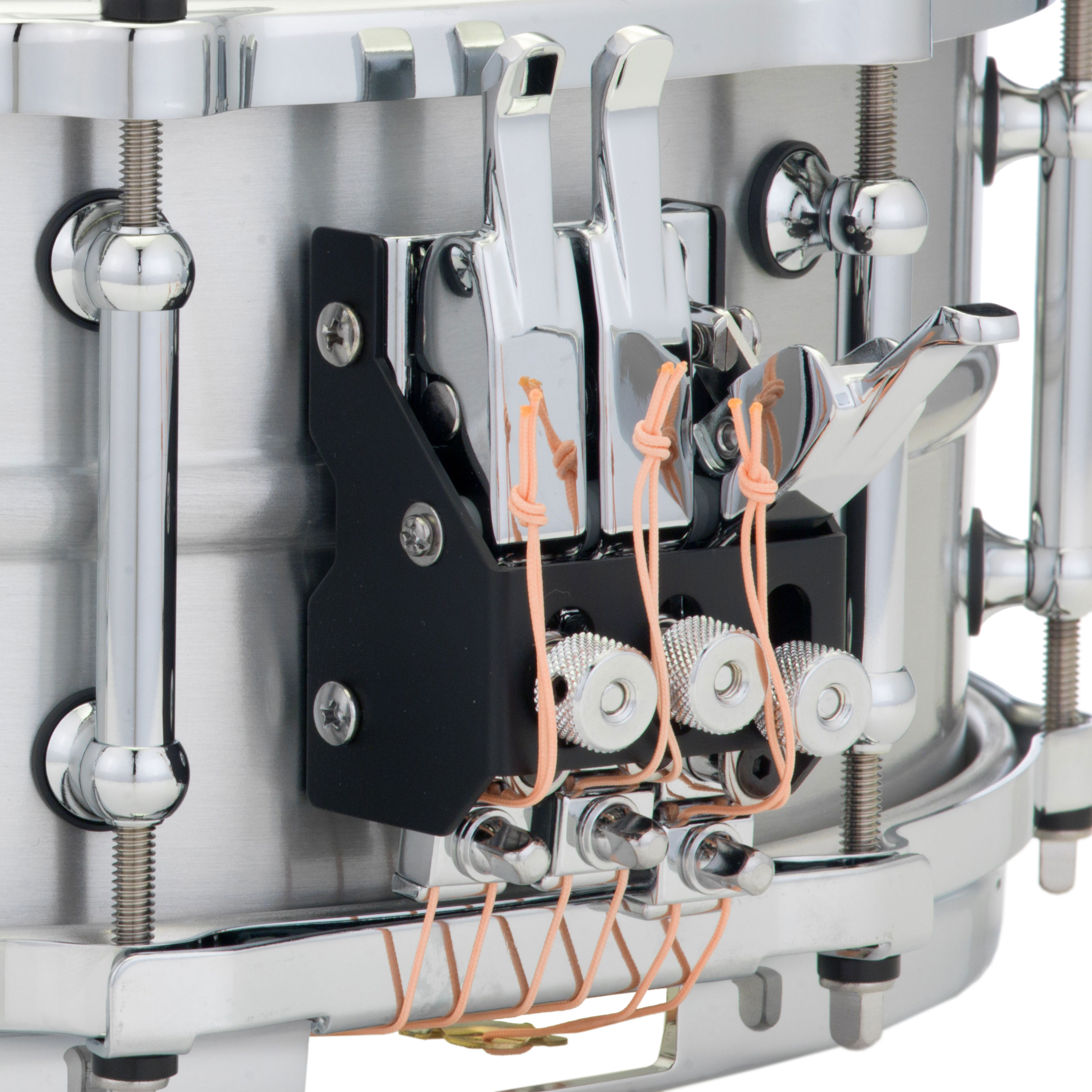 Pearl Complete Symphonic Snare Strainer (Throw-Off) & Butt Plate ...