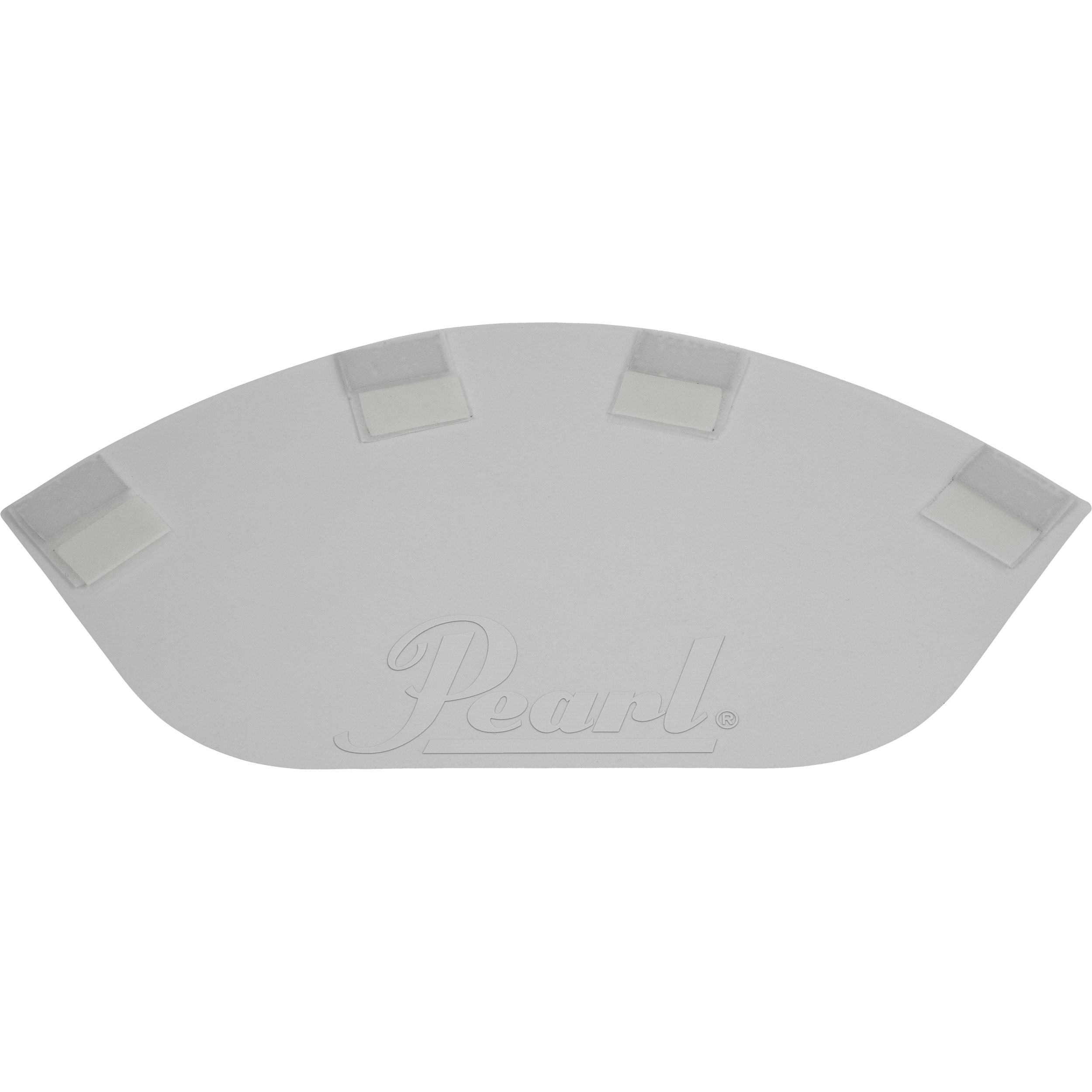 "Pearl 13"" Clear Marching Snare Scoop"