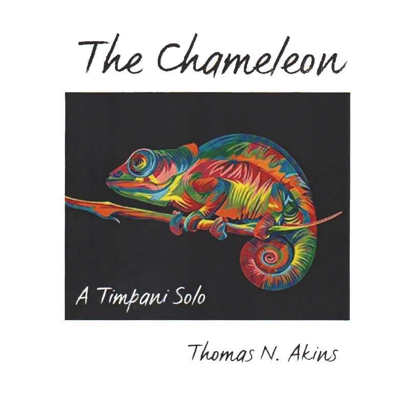 The Chameleon by Thomas Akins