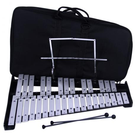 Percussion Plus 2.5 Octave Bell Kit
