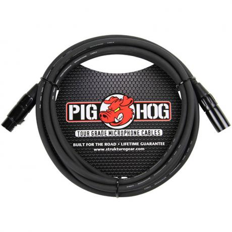 Pig Hog Solutions 10' Microphone Cable