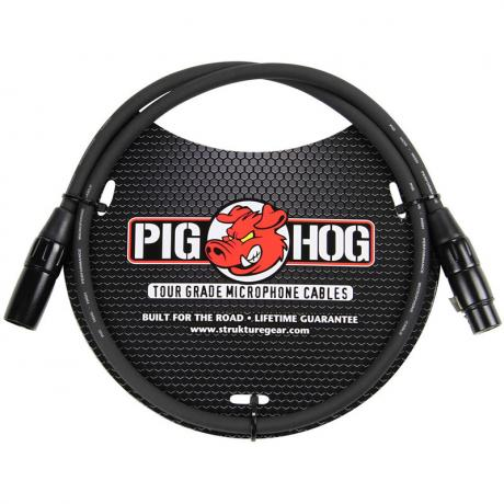 Pig Hog Solutions 3' Microphone Cable
